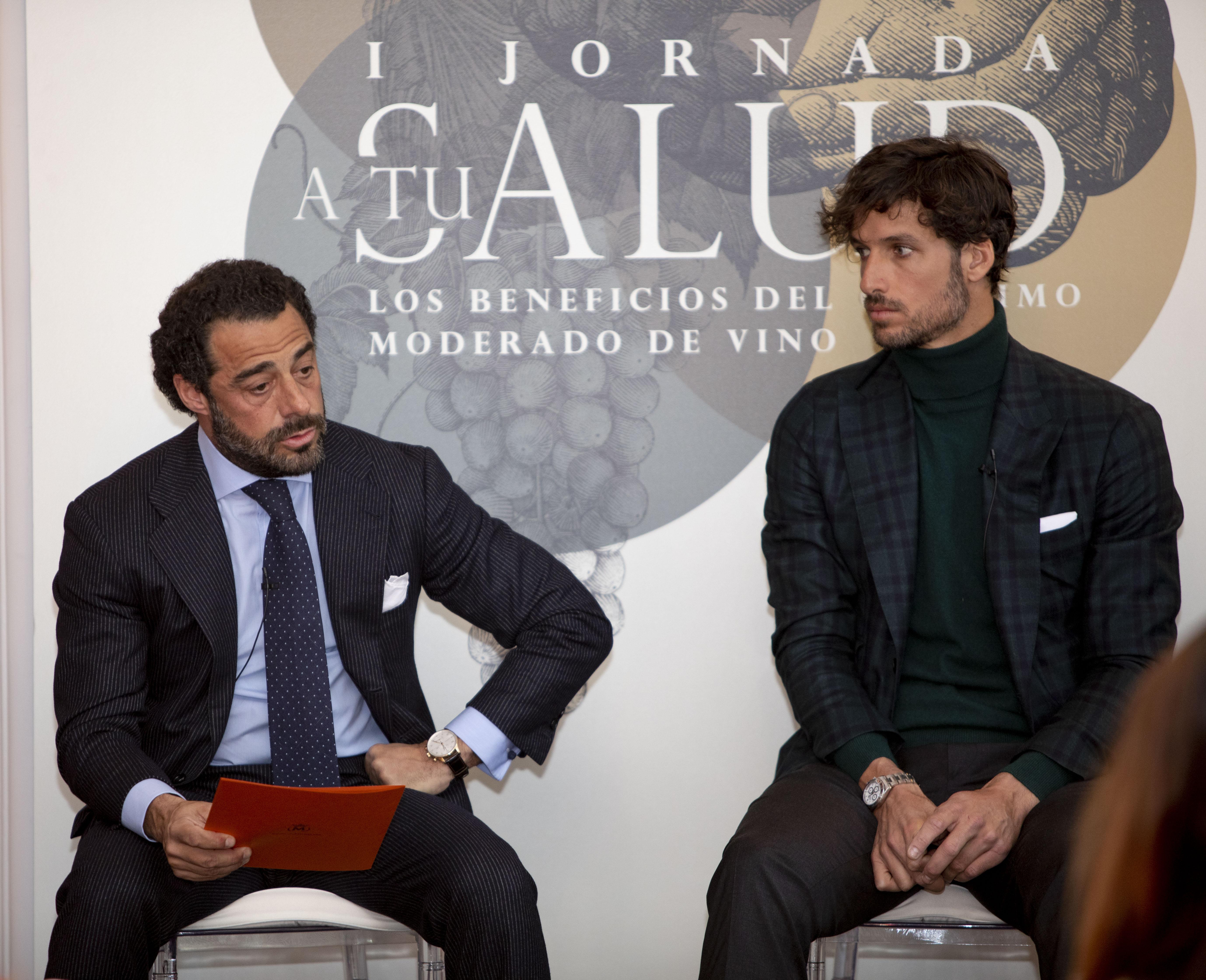 A TU SALUD . Bodegas Marqués de Murrieta